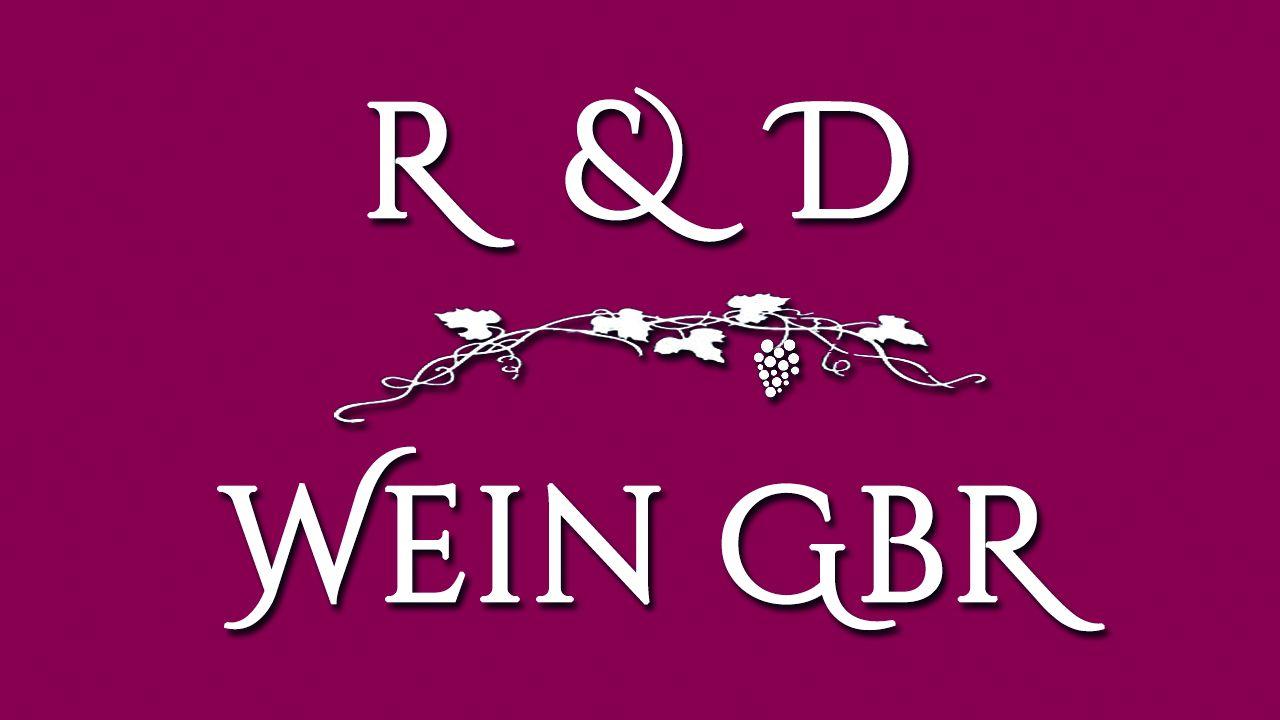 Logo R&D Wein GbR