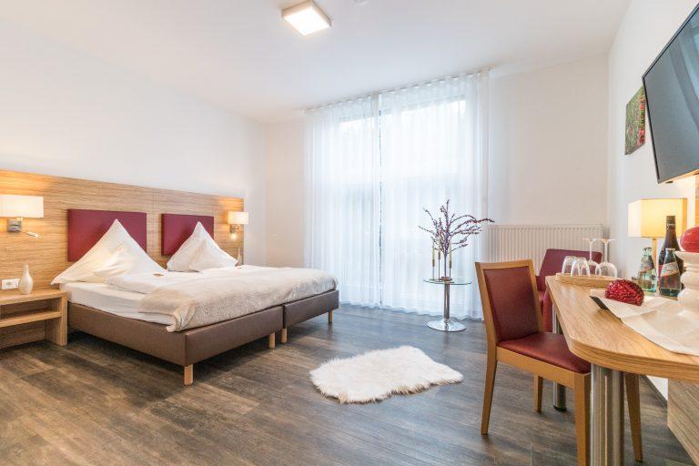 N8-Hotel by Villa Dörr Doppelzimmer